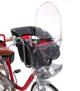 UV-010(自転車幼児座席用風防)